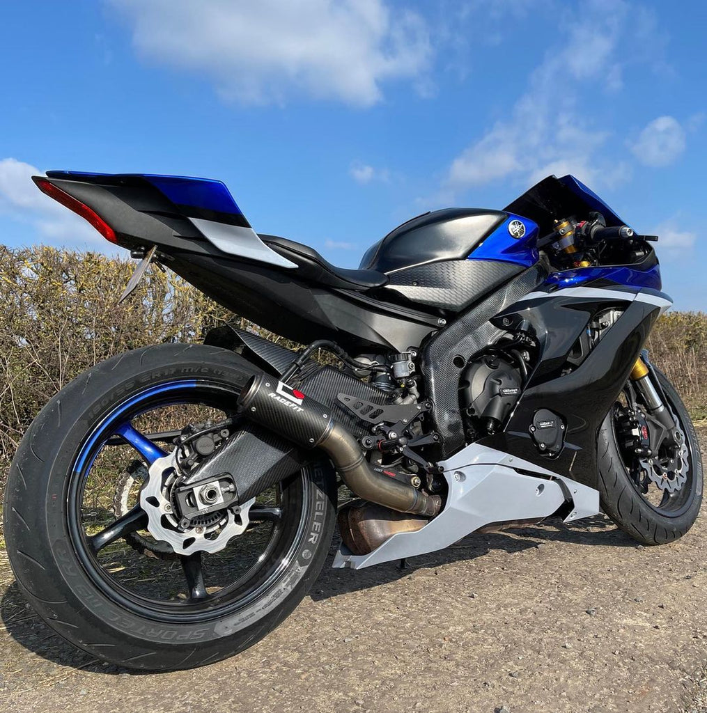 YZF600 R6 17-20 (High Level) Growler/Blk Edition/Growler-X