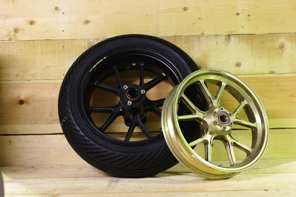 Marchesini Forged Magnesium Wheels - Ilmor GP