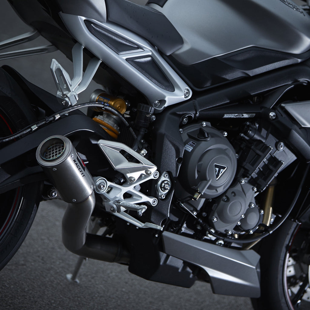 Street Triple 765 RS / S A2 660 Black Edition
