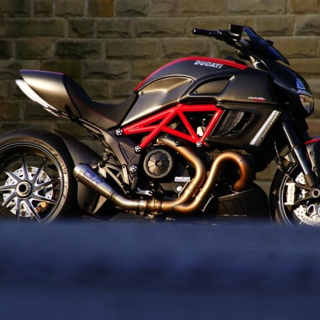 Diavel 'Urban' Growler - RACEFIT