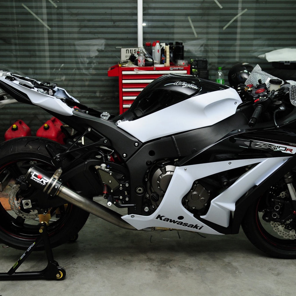 ZX10-R 11-15 Black Edition (Pilion Footrest Mount)