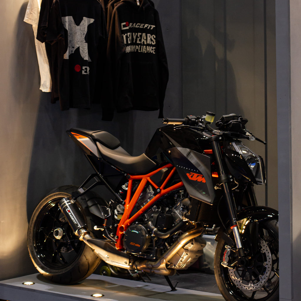 1290 Superduke Black Edition