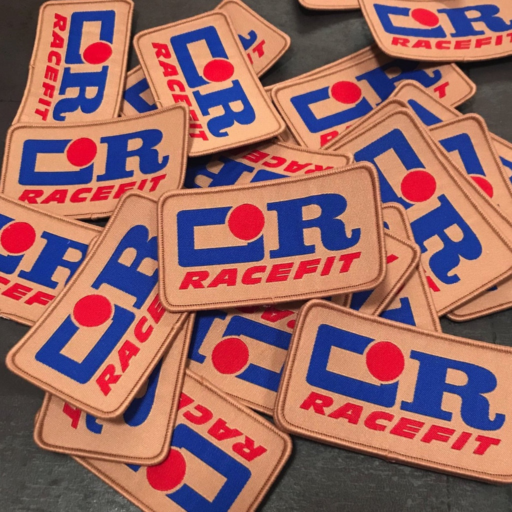 "Racefit ""Old Logo"" Patch"