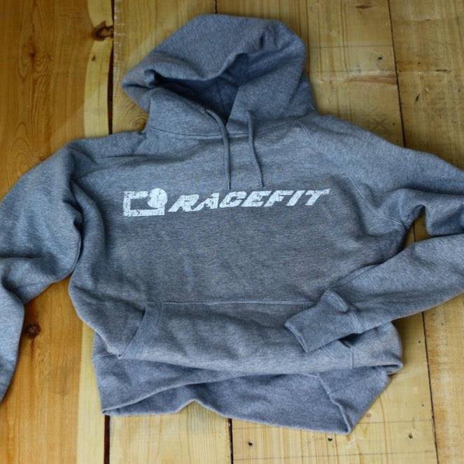 LEGEND Hooded Sweatshirt Marl Grey