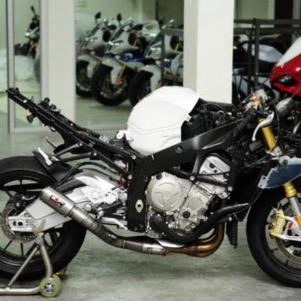 S1000 RR to 2014 Black Edition