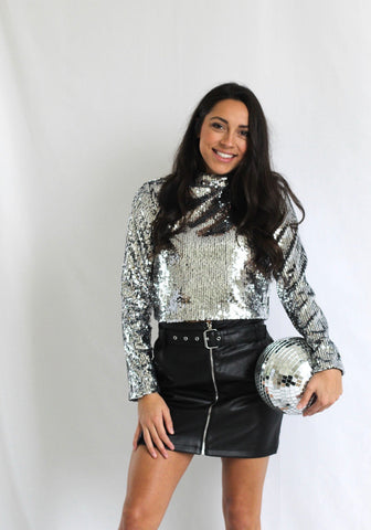 Disco Ball Top