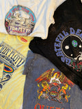 Vintage Distressed Band Tees