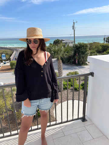 Hamptons Knit Sweater