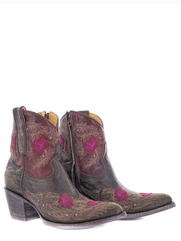 Old Gringo Laurel Short Boot YBL326