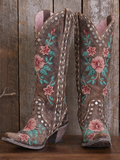 Wild Stitch Boots By Junk Gypsy