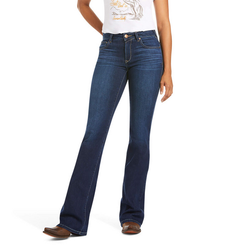 Ariat Women's Ultra Stretch Rise Perfect Katie Flare Jean