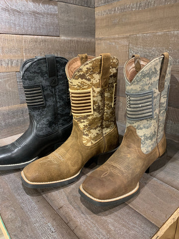 Ariat Sport Patriot Boot