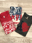 AMERICANA GRAPHIC TEE COLLECTION