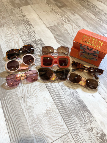 POWDER ASSORTED CHIC SUNGLASSES