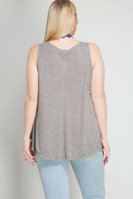 Load image into Gallery viewer, -Basic Tank Top- PLUS - aheadofthecurve-gifts