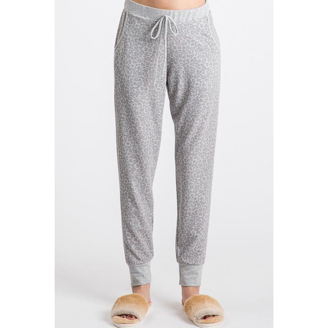 Animal Print Sweatpants - aheadofthecurve-gifts