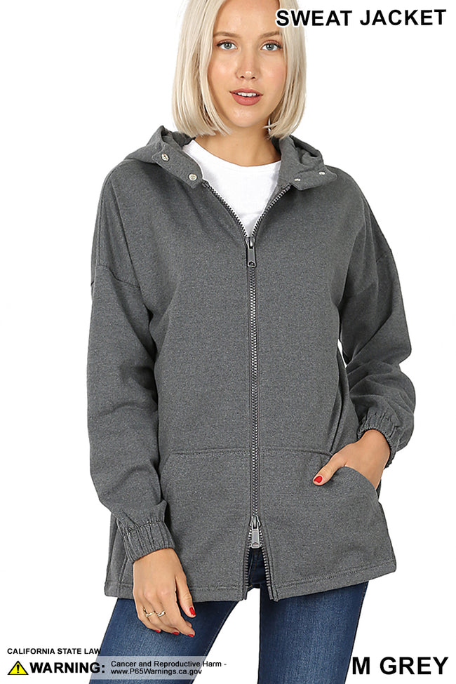 Hooded Jacket - aheadofthecurve-gifts