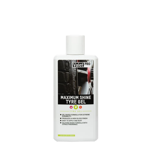 Maximum Shine Tyre Gel