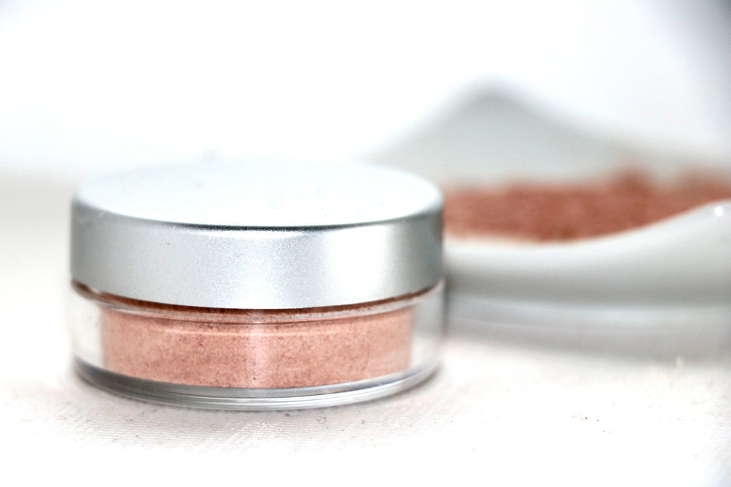 Mauve Blush - Natural Facial Blush, No Oxides