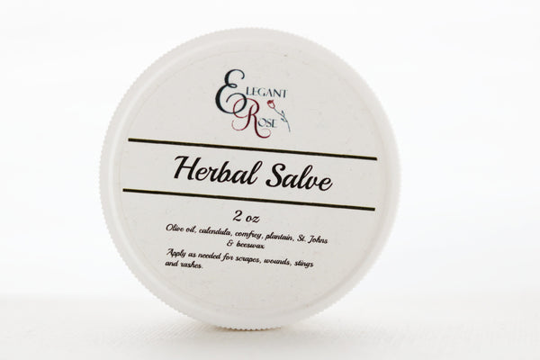 Herbal Salve - All-Purpose Skin Salve