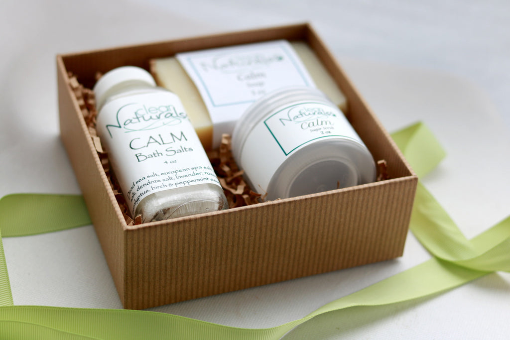 Spa Gift Set, Gift for Her, Gift for Mom - Clear Naturals - 2