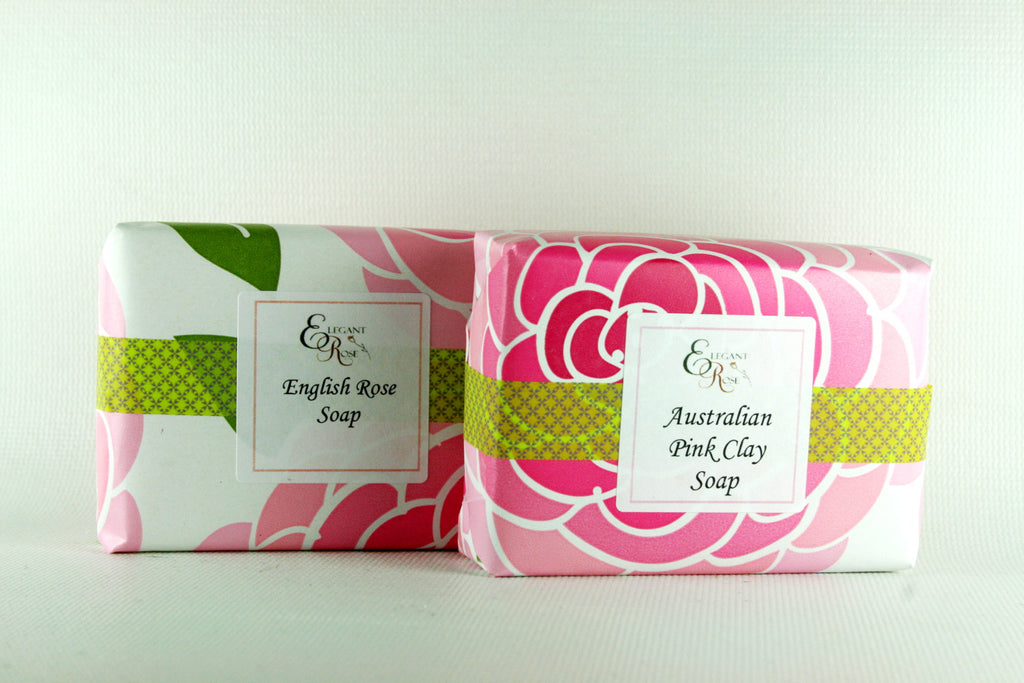 English Rose Gift Set - Clear Naturals - 1