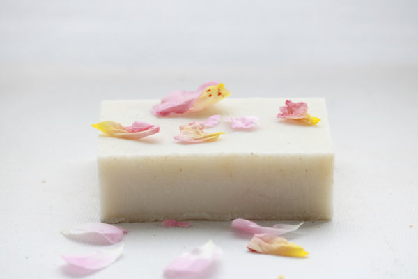 Rose Garden Soap - Clear Naturals