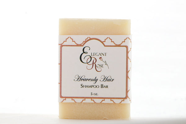 Heavenly Hair Shampoo Bar