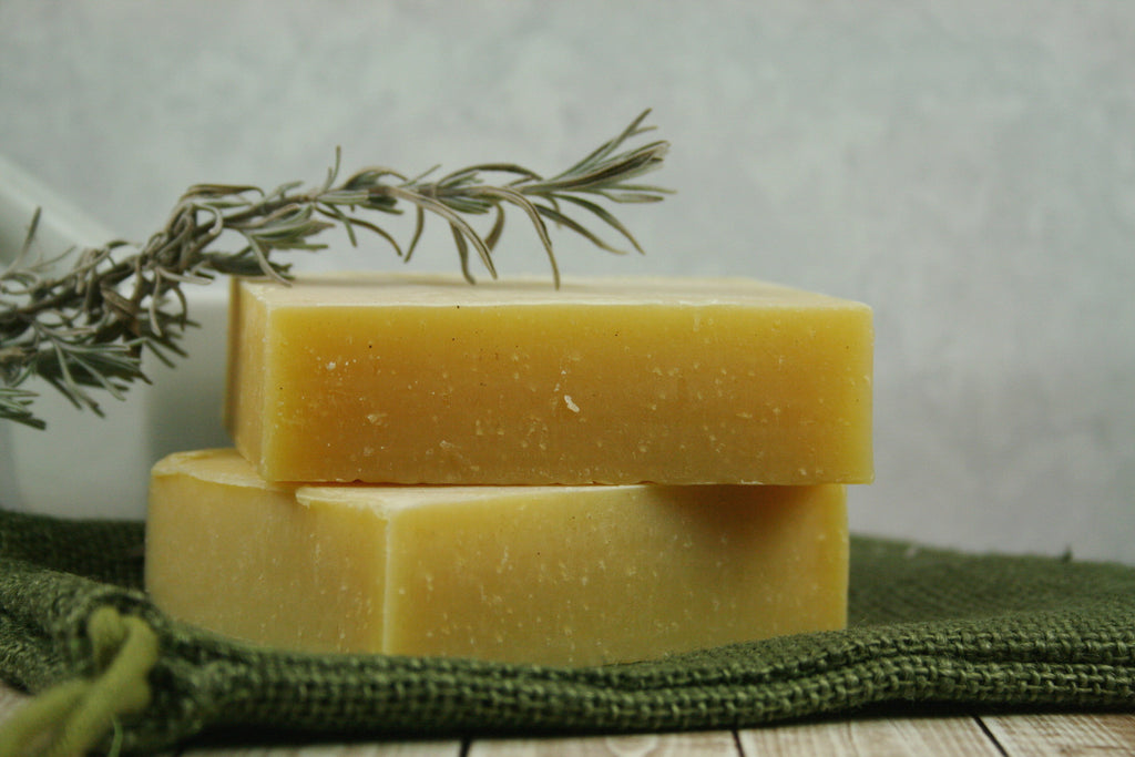 Natural Campers Shampoo & Body Bar - Insect Repellent Shampoo