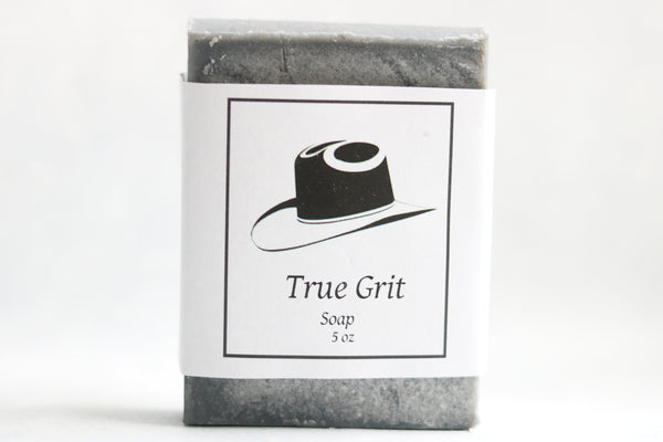TRUE GRIT Soap, Soap for Men, Cowboy Soap, Dude Soap