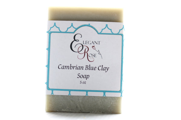 Cambrian Blue Clay Soap