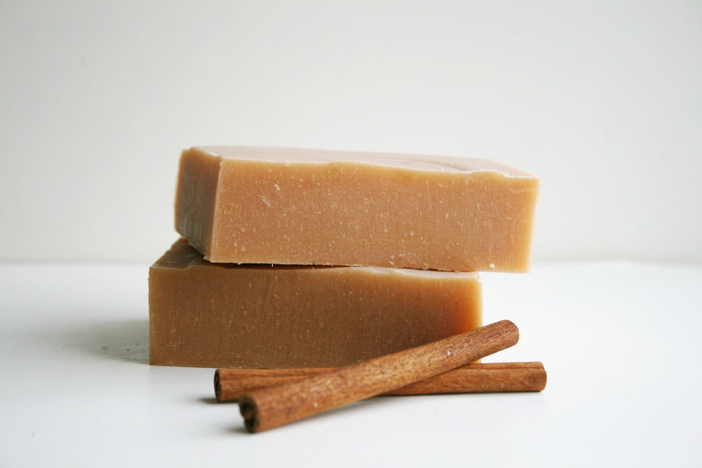 Cinnamon Shea Soap - Luxury Soap