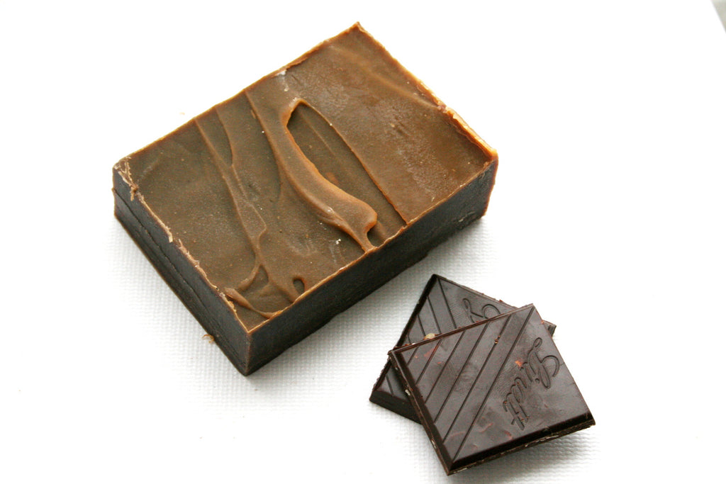 Luxury Chocolate Soap - Clear Naturals