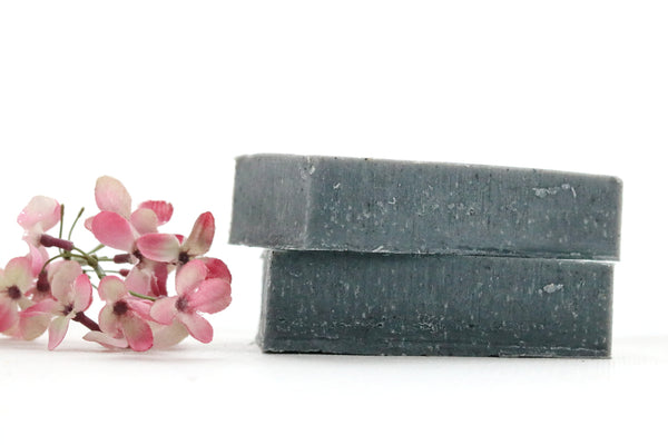 Black Tourmaline Soap, Detox Soap, Natural Soap, Crystal Soap, Gemstone Soap