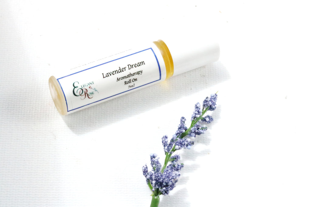 Lavender Dream Natural Perfume Oil - Aromatherapy Perfume Oil - Essential Oil Perfume