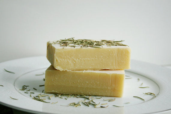 Rosemary Nettle Shampoo Bar - Clear Naturals