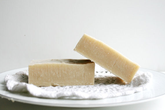 Lemon Geranium Australian Clay Soap - Clear Naturals