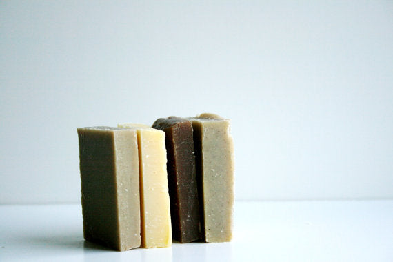 Babassu Soap Sample Set - Babassu Soap Samples, No Coconut, No Palm, No Olive oil