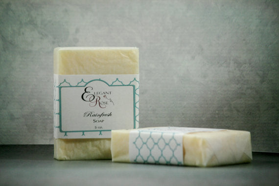 RainFresh Soap, Handmade Soap Bar - Natural Soap