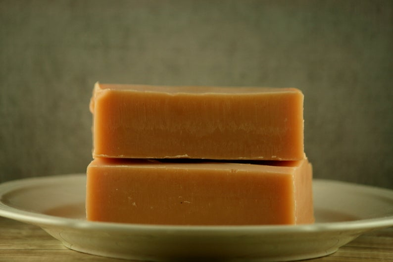 Spice Island Babassu Oil Shampoo & Body Bar, No coconut, no palm