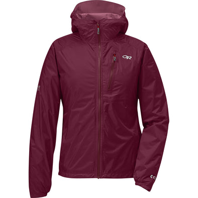 Buy Outdoor Research Women's Helium II Jacket NZ | NZ's Best Trail Running and Crossfit | Highbeam.co.nz - Get out there and go for a run!