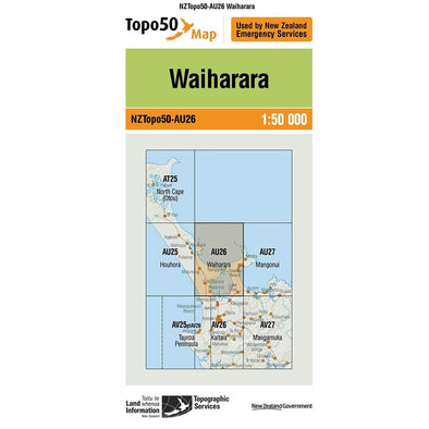 Buy Topo50 AU26 Waiharara NZ | NZ's Best Trail Running and Crossfit | Highbeam.co.nz - Get out there and go for a run!