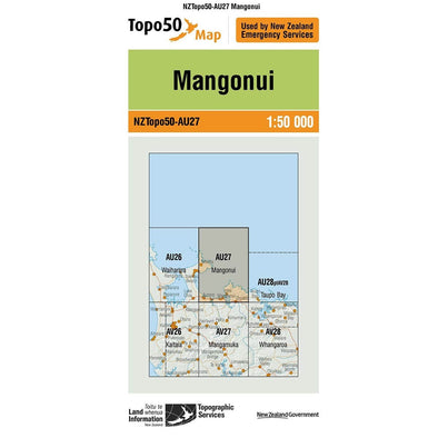 Buy Topo50 AU27 Mangonui NZ | NZ's Best Trail Running and Crossfit | Highbeam.co.nz - Get out there and go for a run!
