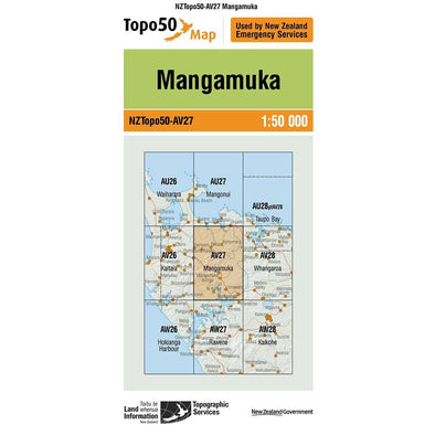 Buy Topo50 AV27 Mangamuka NZ | NZ's Best Trail Running and Crossfit | Highbeam.co.nz - Get out there and go for a run!