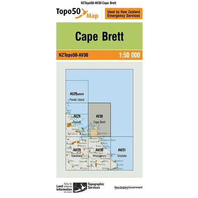 Buy Topo50 AV30 Cape Brett NZ | NZ's Best Trail Running and Crossfit | Highbeam.co.nz - Get out there and go for a run!