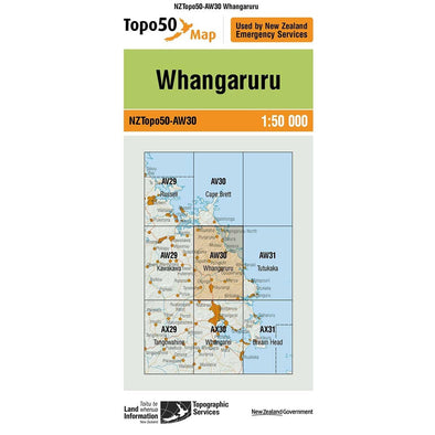 Buy Topo50 AW30 Whangaruru NZ | NZ's Best Trail Running and Crossfit | Highbeam.co.nz - Get out there and go for a run!