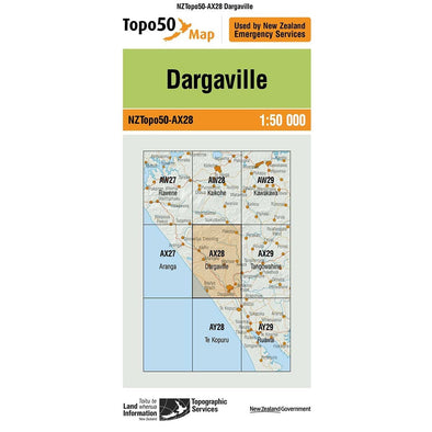 Buy Topo50 AX28 Dargaville NZ | NZ's Best Trail Running and Crossfit | Highbeam.co.nz - Get out there and go for a run!