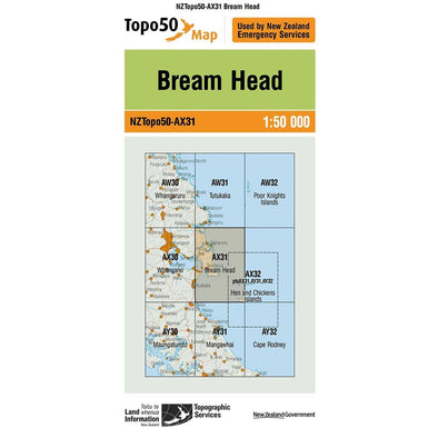Buy Topo50 AX31 Bream Head NZ | NZ's Best Trail Running and Crossfit | Highbeam.co.nz - Get out there and go for a run!