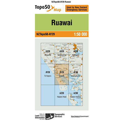 Buy Topo50 AY29 Ruawai NZ | NZ's Best Trail Running and Crossfit | Highbeam.co.nz - Get out there and go for a run!