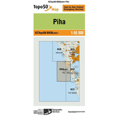 Buy Topo50 BB30 Piha NZ | NZ's Best Trail Running and Crossfit | Highbeam.co.nz - Get out there and go for a run!